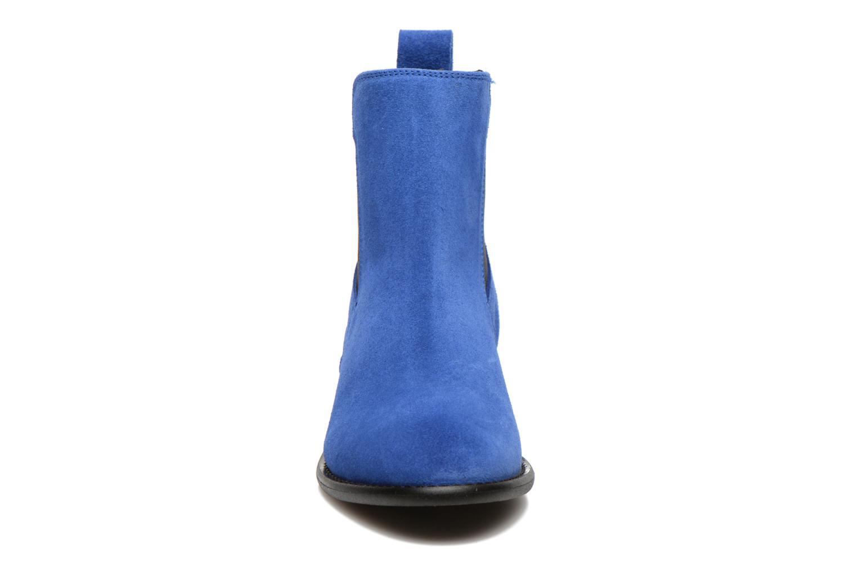 Boots en enkellaarsjes Yep Cannelle Blauw model