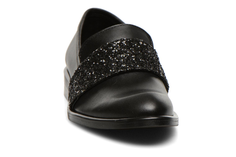 Mocassins Yep Chantal Noir vue portées chaussures