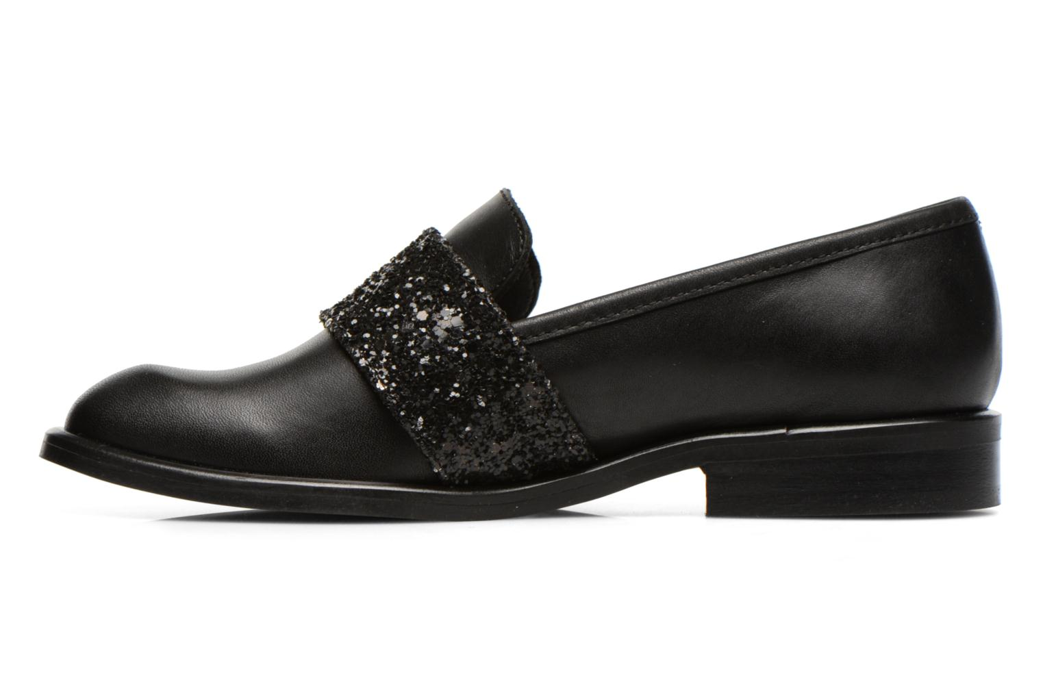 Loafers Yep Chantal Black front view