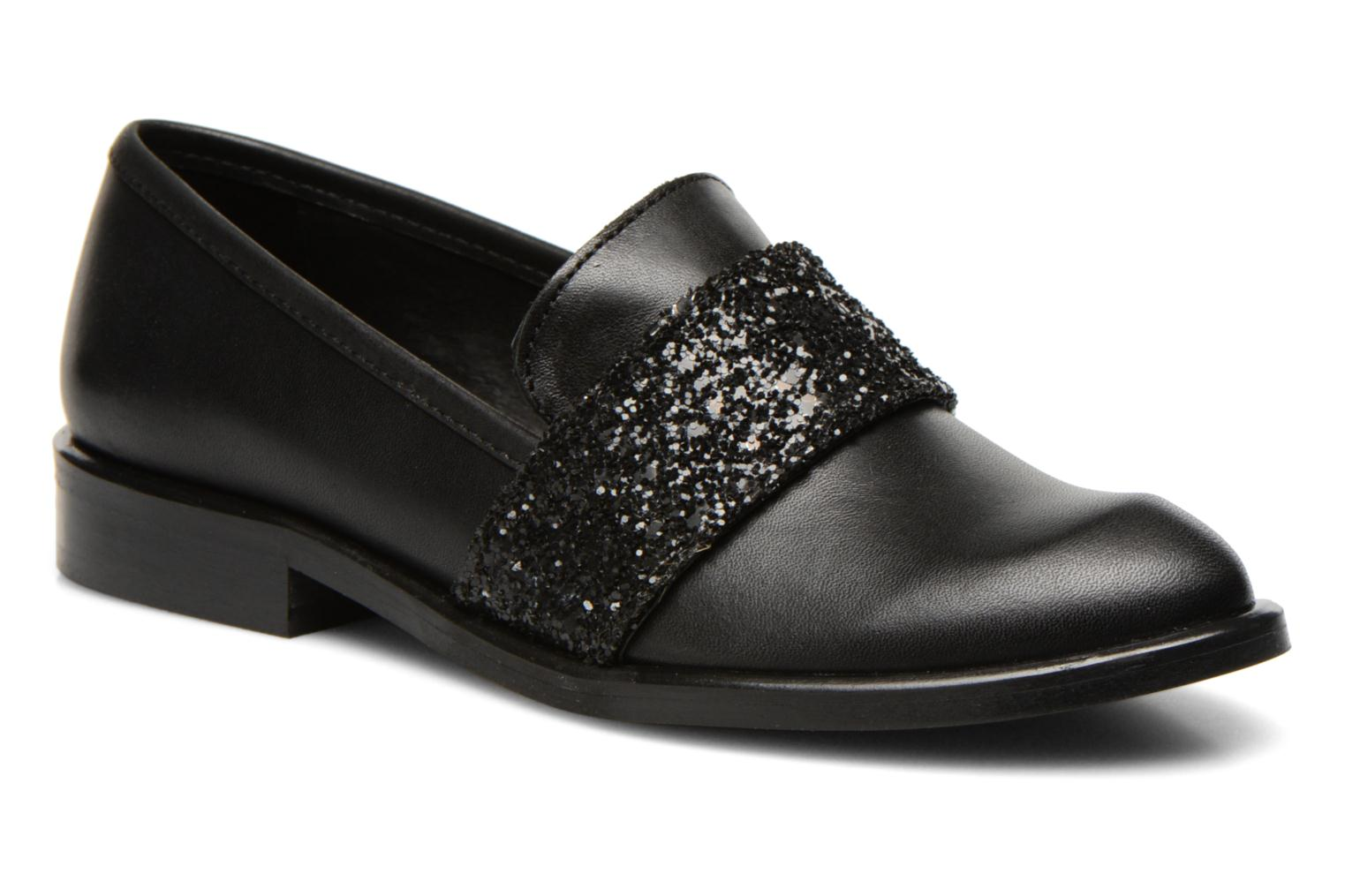 Loafers Yep Chantal Black detailed view/ Pair view