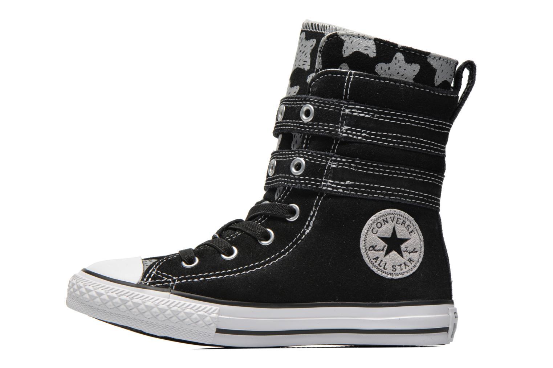 Stiefeletten & Boots Converse Chuck Taylor Bb Animal Glendale X-Hi schwarz ansicht von vorne