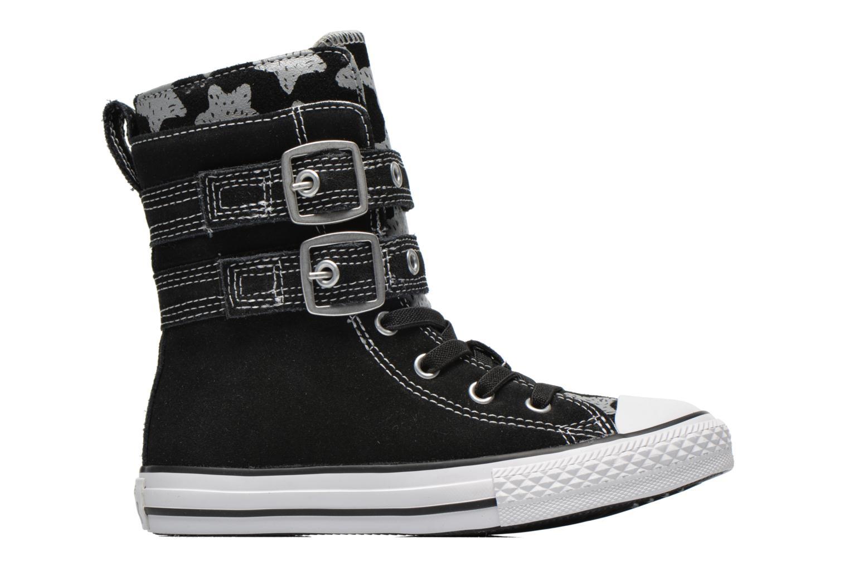 Stiefeletten & Boots Converse Chuck Taylor Bb Animal Glendale X-Hi schwarz ansicht von hinten