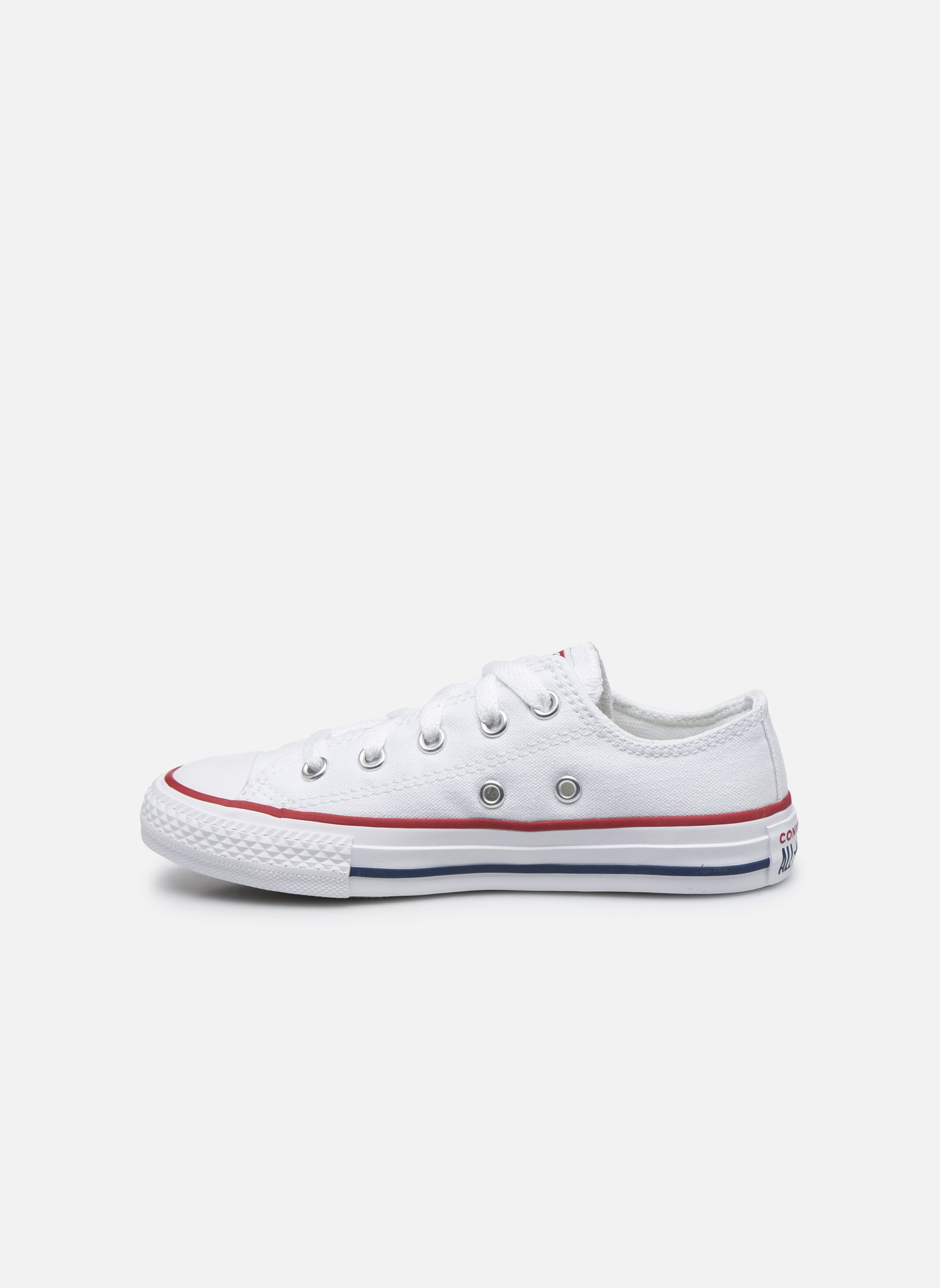 Sneakers Converse Chuck Taylor All Star Core Ox Hvid se forfra