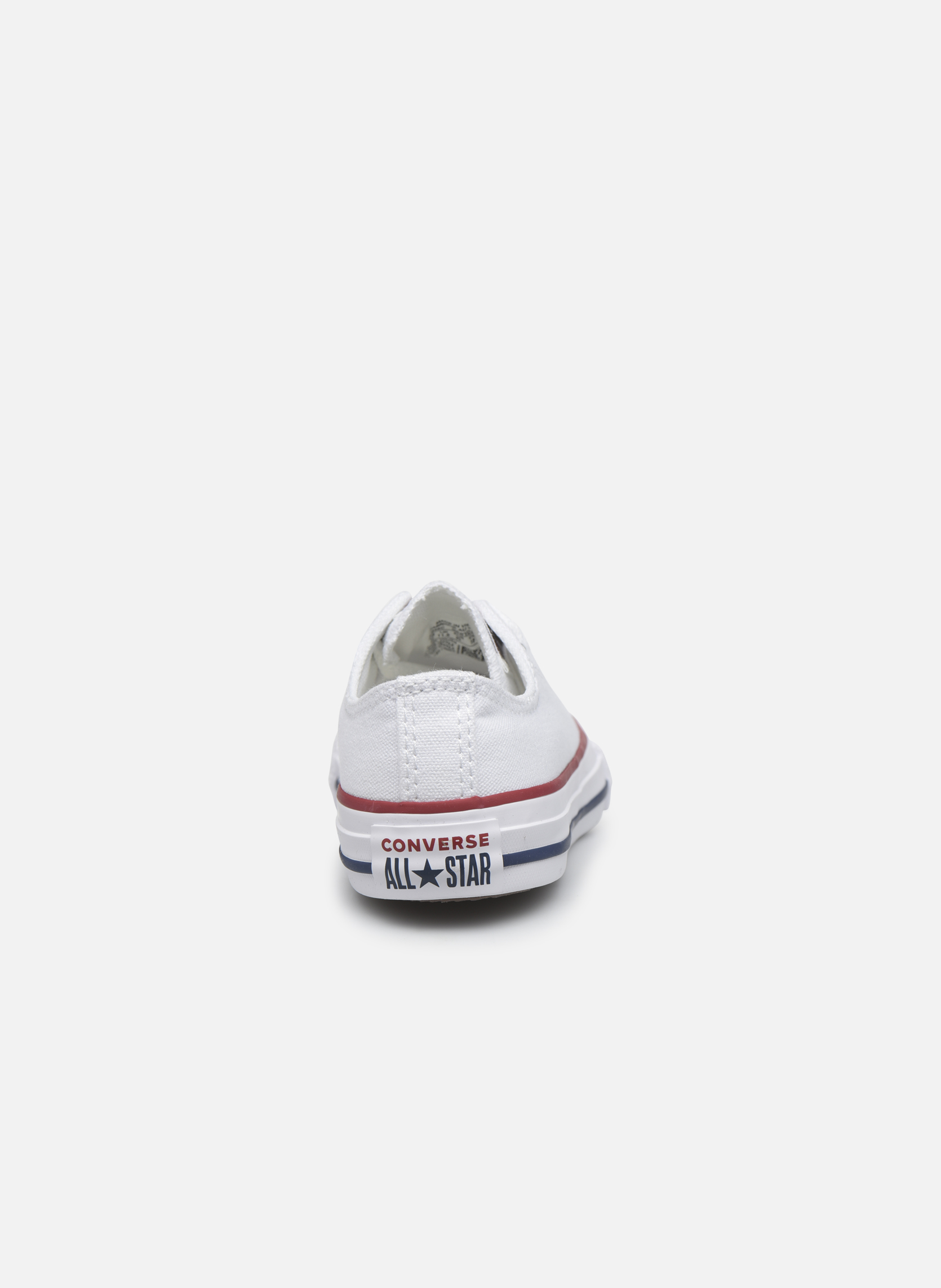 Baskets Converse Chuck Taylor All Star Core Ox Blanc vue droite