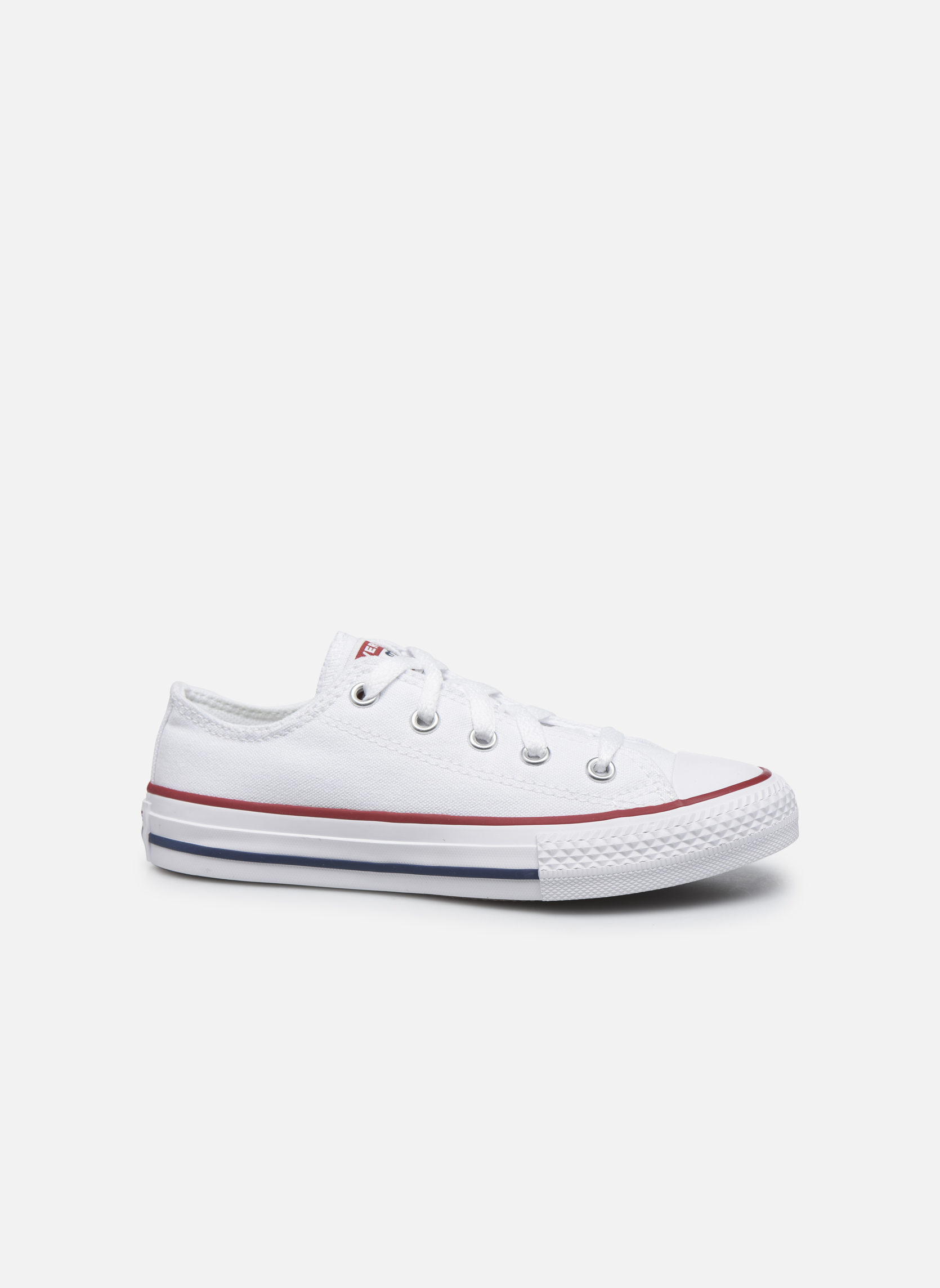 Sneakers Converse Chuck Taylor All Star Core Ox Hvid se bagfra