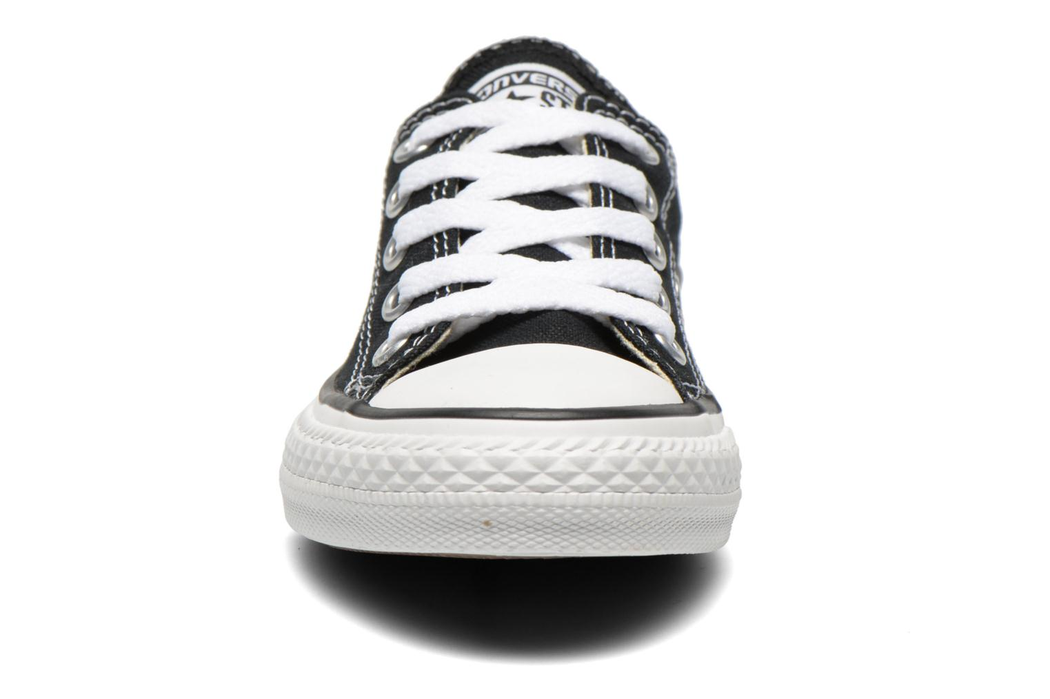 Trainers Converse Chuck Taylor All Star Core Ox Black model view