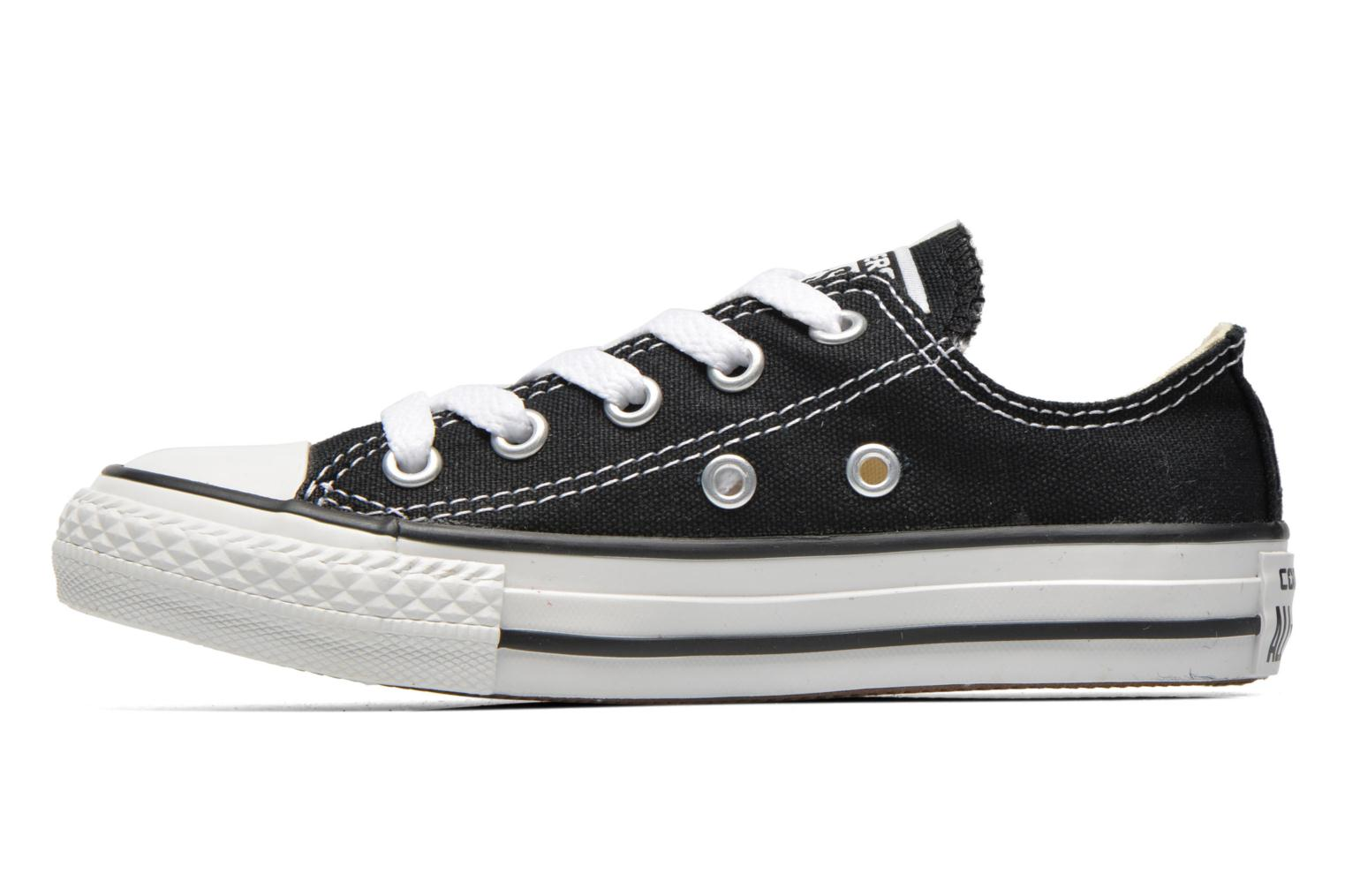 Sneakers Converse Chuck Taylor All Star Core Ox Zwart voorkant