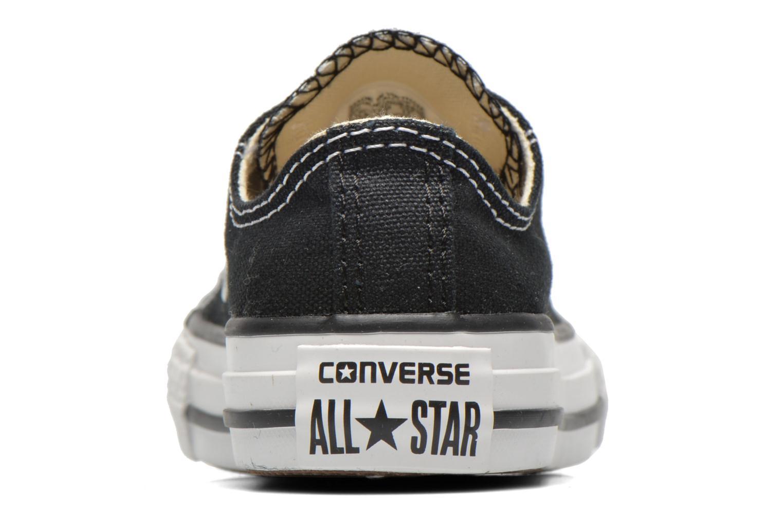 Deportivas Converse Chuck Taylor All Star Core Ox Negro vista lateral derecha