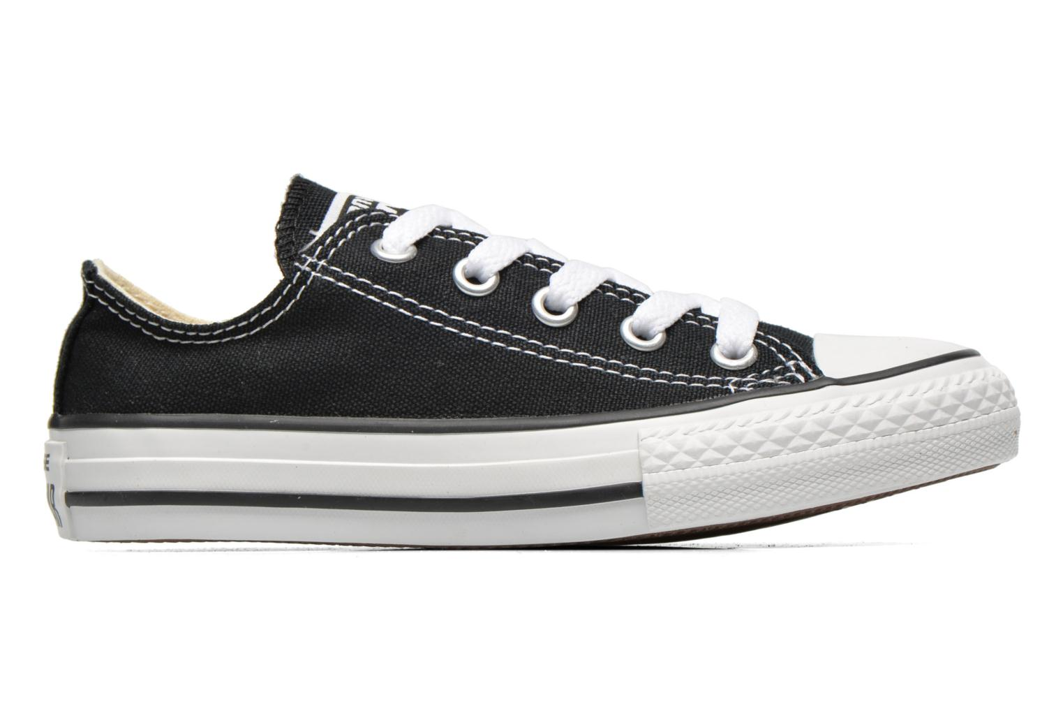 Trainers Converse Chuck Taylor All Star Core Ox Black back view