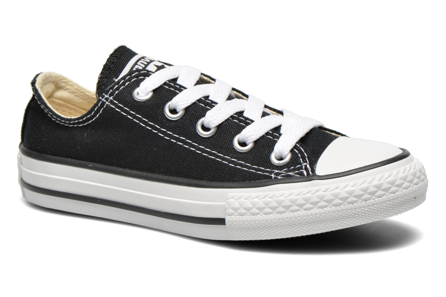 Trainers Converse Chuck Taylor All Star Core Ox Black detailed view/ Pair view