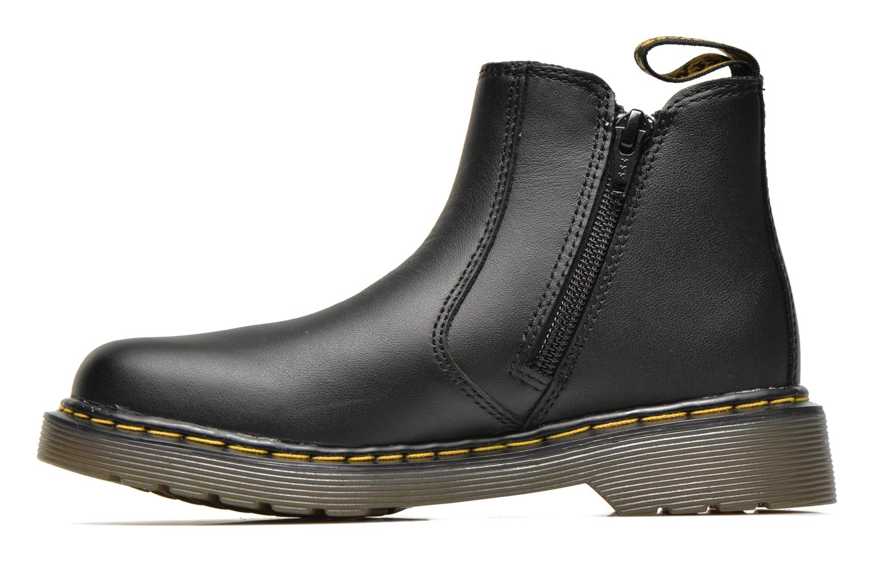 Stiefeletten & Boots Dr. Martens 2976 J schwarz ansicht von vorne