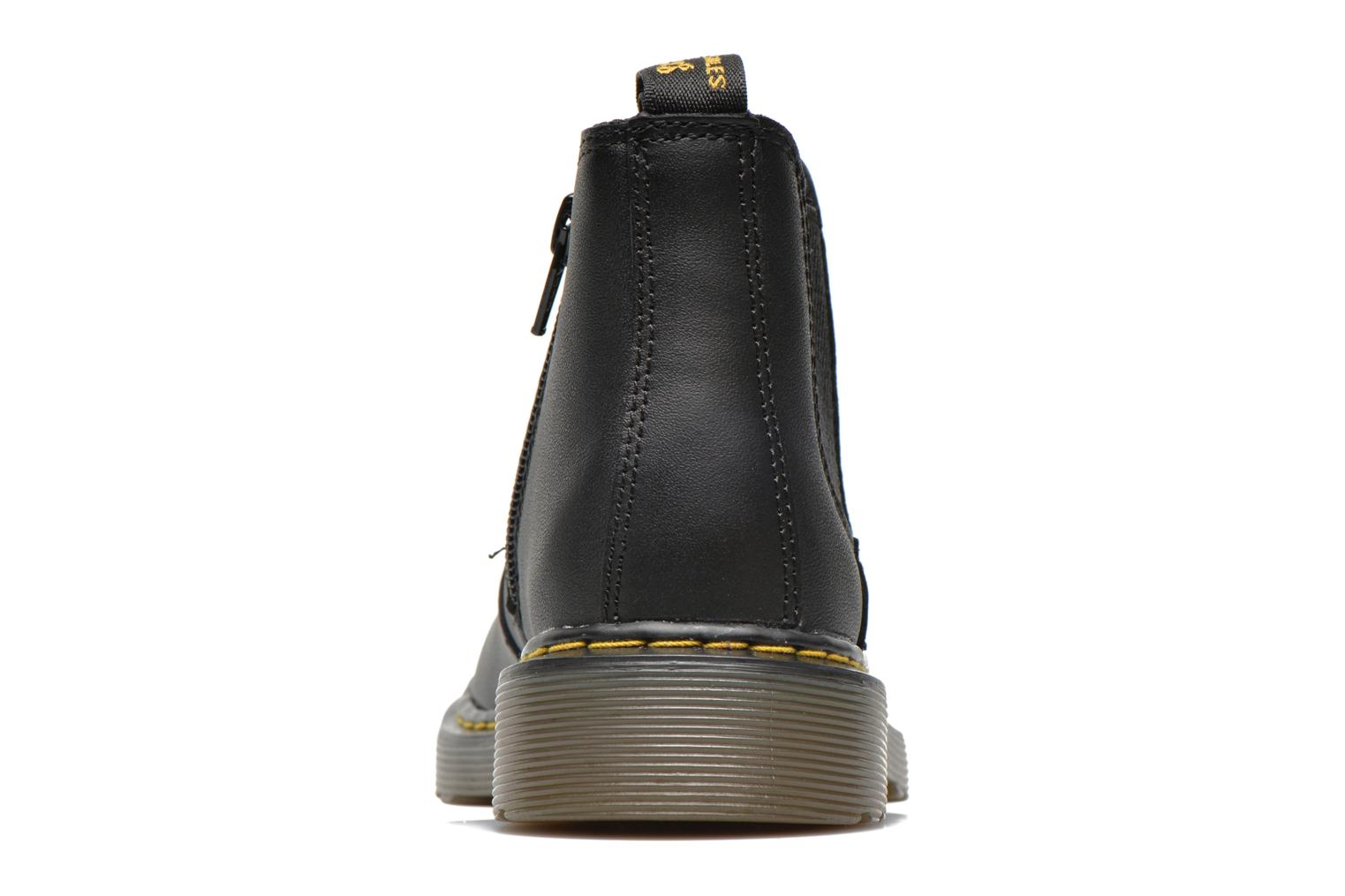 Ankle boots DR. Martens 2976 J Black view from the right