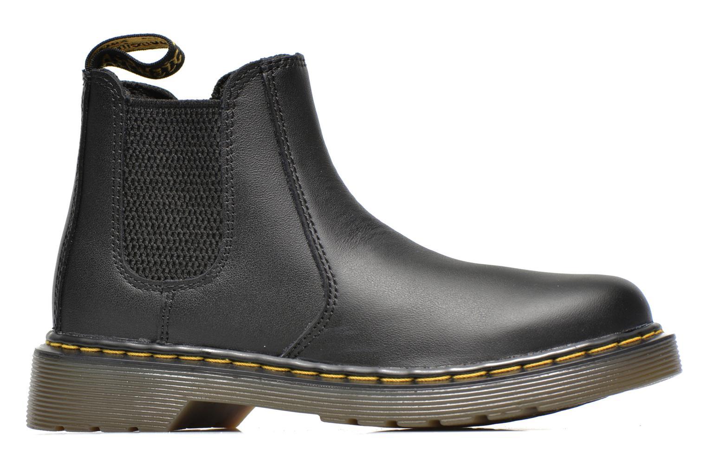 Stiefeletten & Boots Dr. Martens 2976 J schwarz ansicht von hinten