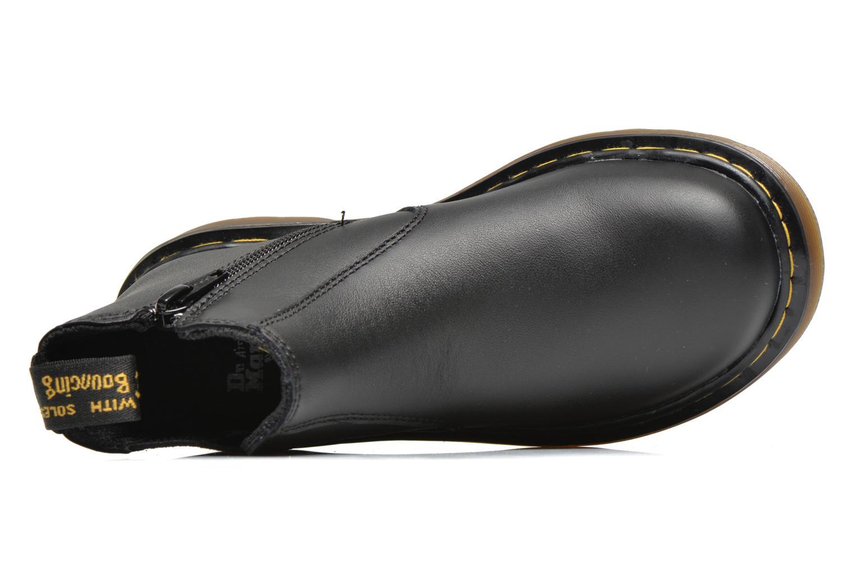 Bottines et boots Dr. Martens 2976 J Noir vue gauche