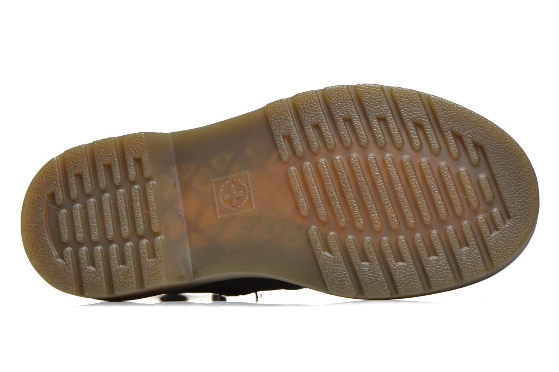 Bottines et boots Dr. Martens 2976 J Noir vue haut