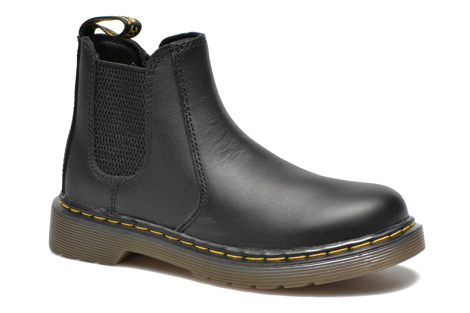 Ankle boots DR. Martens 2976 J Black detailed view/ Pair view