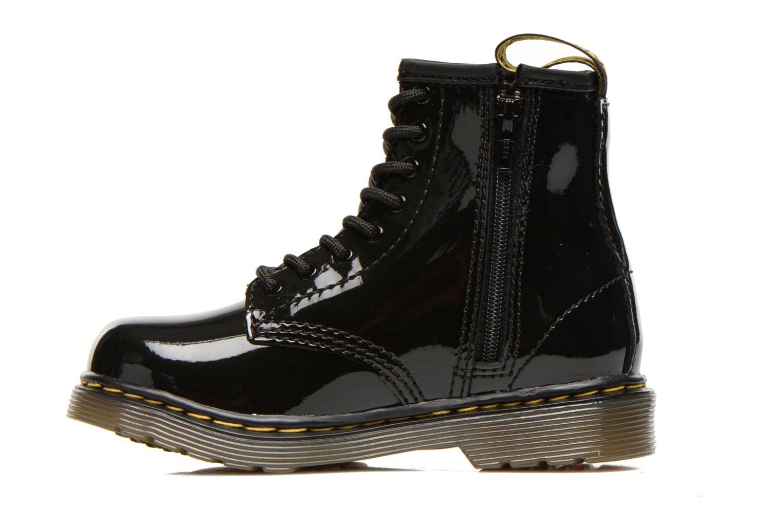 Bottines et boots Dr. Martens 1460 T Noir vue face