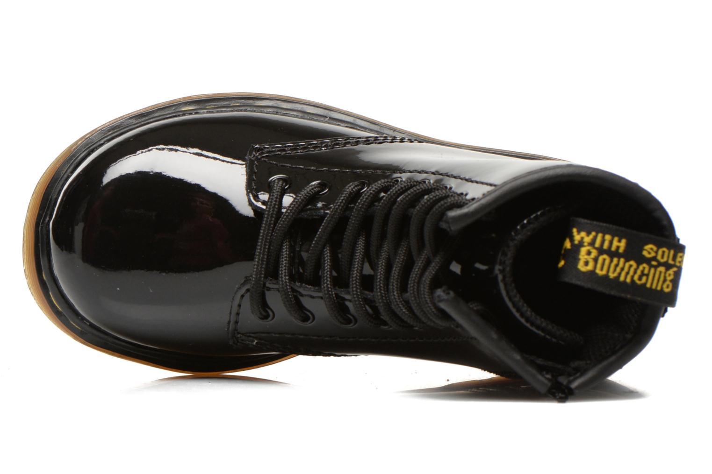 Bottines et boots Dr. Martens 1460 T Noir vue gauche