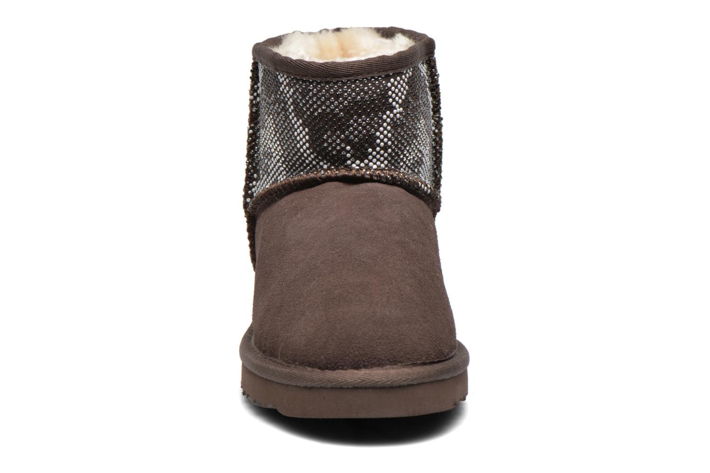 Bottines et boots Colors of California Elina Marron vue portées chaussures