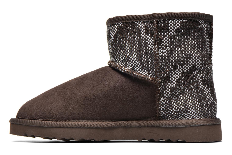 Stiefeletten & Boots Colors of California Elina braun ansicht von vorne