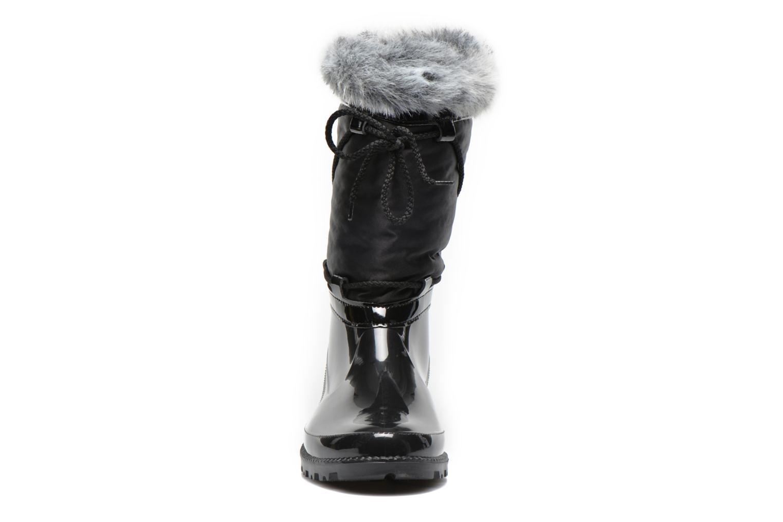 Stiefeletten & Boots Le Routard RD.23.Razaty schwarz schuhe getragen