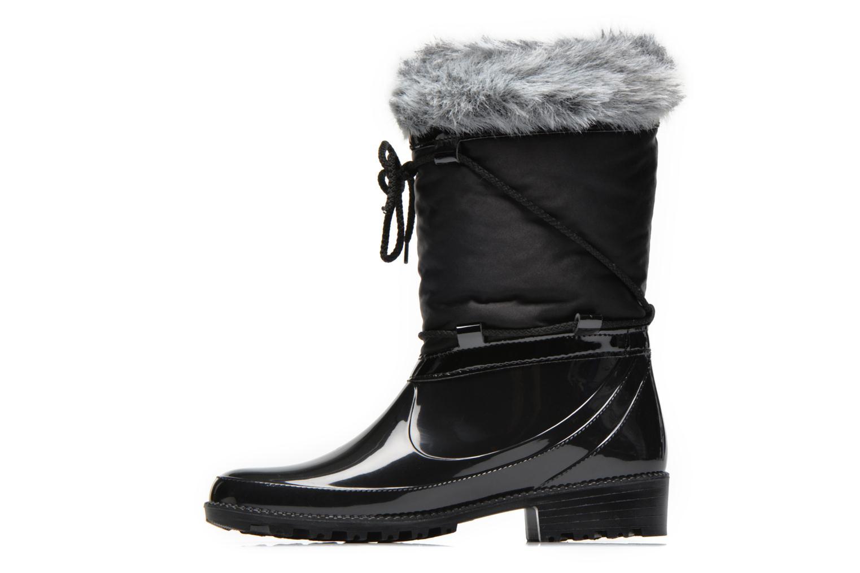 Stiefeletten & Boots Le Routard RD.23.Razaty schwarz ansicht von vorne