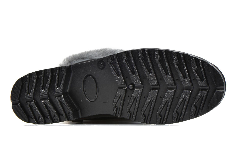 Stiefeletten & Boots Le Routard RD.23.Razaty schwarz ansicht von oben