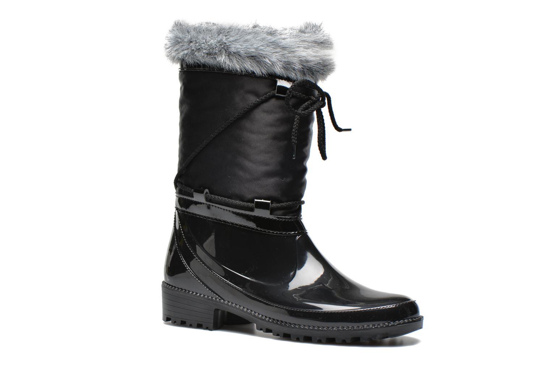 Bottines et boots Le Routard RD.23.Razaty Noir vue détail/paire