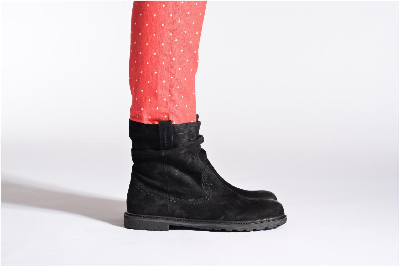 Stiefeletten & Boots SPM Seiko 2 schwarz ansicht von unten / tasche getragen