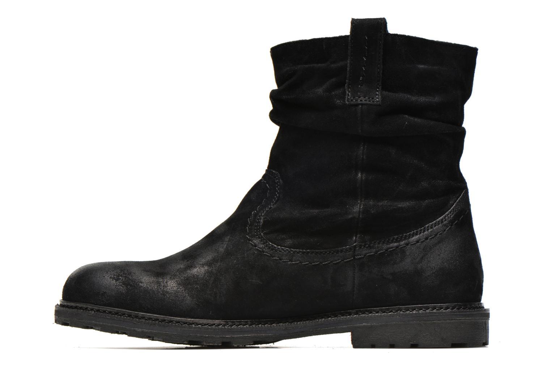 Boots en enkellaarsjes SPM Seiko 2 Zwart voorkant