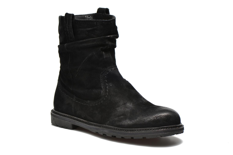 Boots en enkellaarsjes SPM Seiko 2 Zwart detail