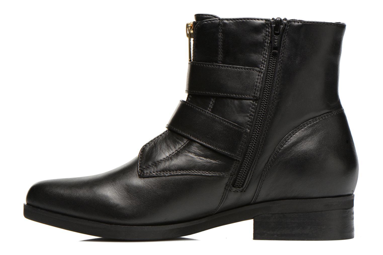 Stiefeletten & Boots SPM Bulovo schwarz ansicht von vorne