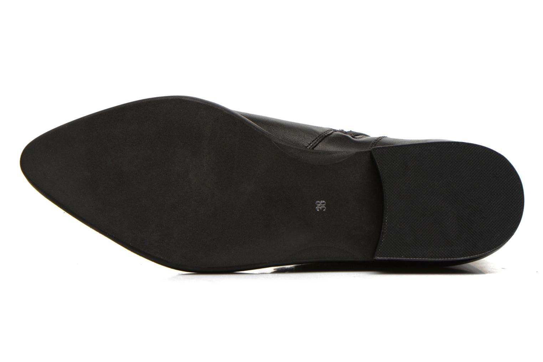 Stiefeletten & Boots SPM Bulovo schwarz ansicht von oben