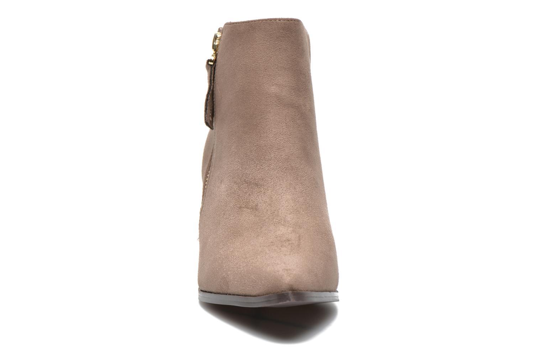 Bottines et boots La Strada Nelly Marron vue portées chaussures