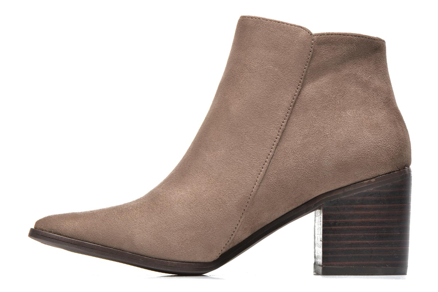 Nelly Taupe Suede