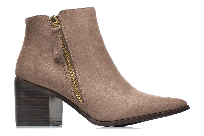 Bottines et boots La Strada Nelly Marron vue derrière