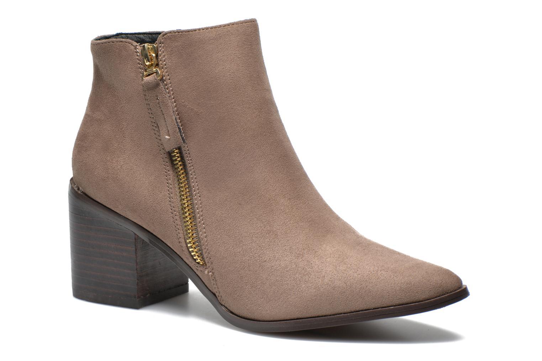 Bottines et boots La Strada Nelly Marron vue détail/paire