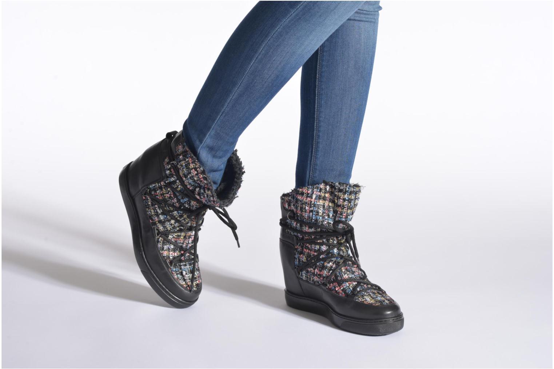 Bottines et boots Méliné Enun Multicolore vue bas / vue portée sac