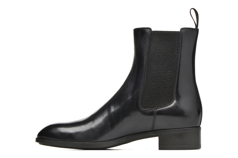 Bottines et boots Santoni Elodie 53554 Gris vue face