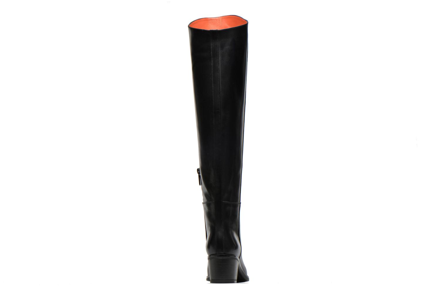 Boots & wellies Santoni Funny 53436 Black view from the right