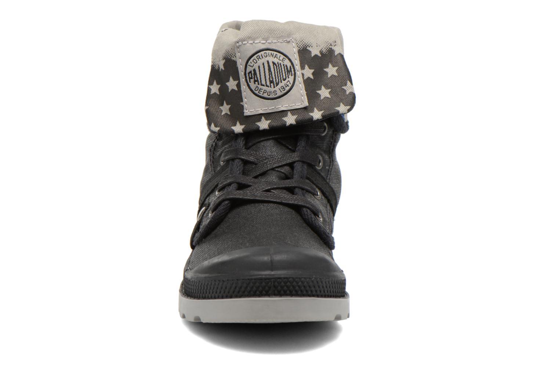 Stiefeletten & Boots Palladium Baggy Wax K schwarz schuhe getragen