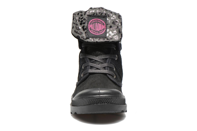 Stiefeletten & Boots Palladium Baggy Fl K schwarz schuhe getragen