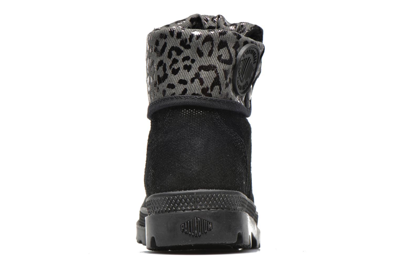 Boots en enkellaarsjes Palladium Baggy Fl K Zwart rechts