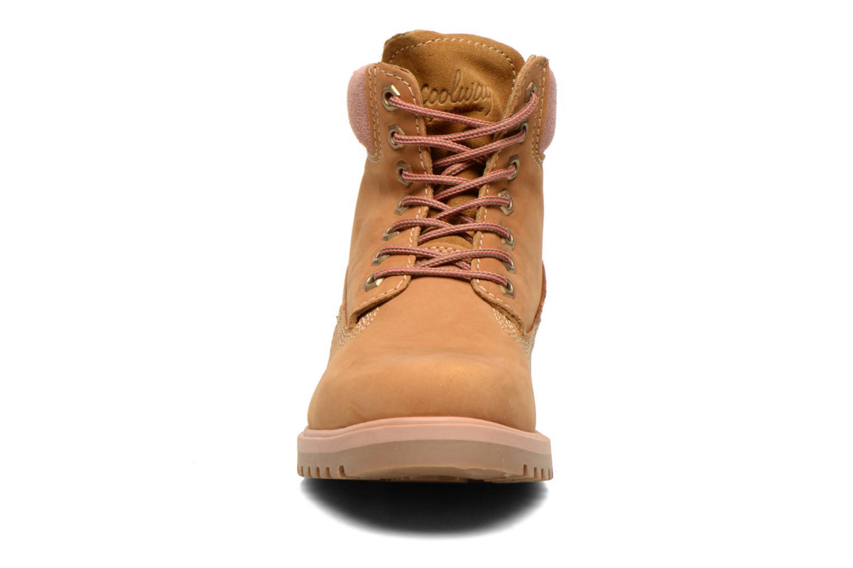 Boots en enkellaarsjes Coolway Basil Bruin model