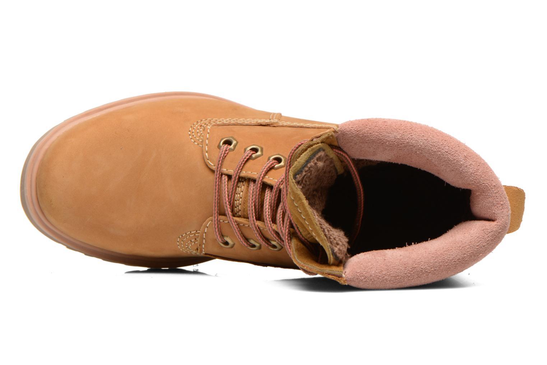 Boots en enkellaarsjes Coolway Basil Bruin links