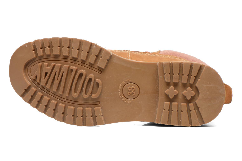 Boots en enkellaarsjes Coolway Basil Bruin boven