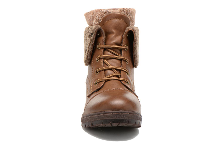 Bottines et boots Coolway Bring Marron vue portées chaussures