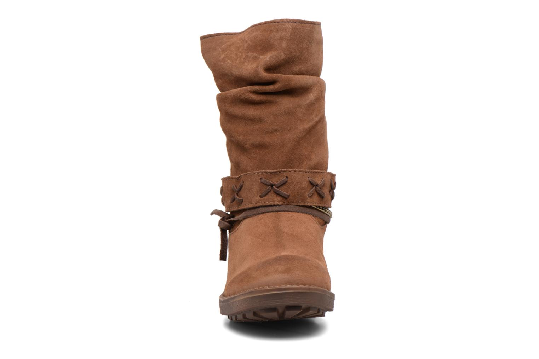 Stiefeletten & Boots Coolway Angus braun schuhe getragen