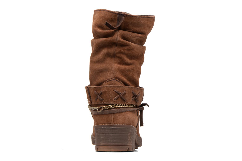 Stiefeletten & Boots Coolway Angus braun ansicht von rechts
