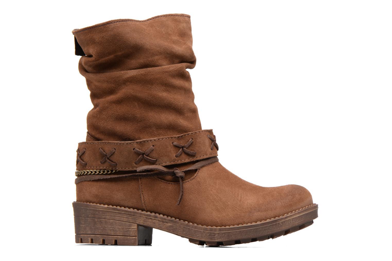 Stiefeletten & Boots Coolway Angus braun ansicht von hinten